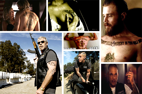 Happy ( Sons of Anarchy