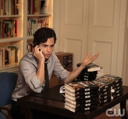 "Gossip Girl: ""Memoirs of an Invisible Dan"" - S05E04"