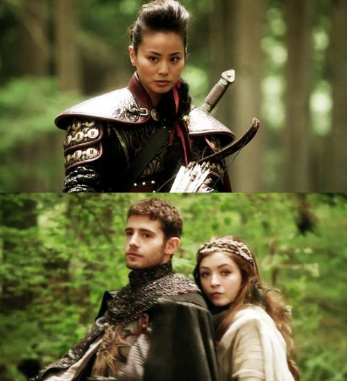 Once Upon a Time     2  215 01 BrokenOnce Upon A Time Aurora And Mulan