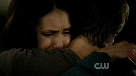 Vampire Diaries - 2X09 - Elena e Stefan