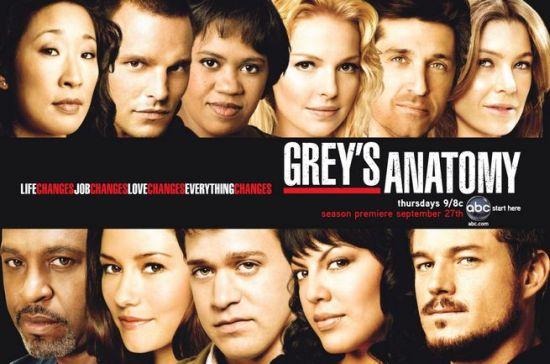 As narrações de Grey\'s Anatomy – Season 4 | Apaixonados por Séries