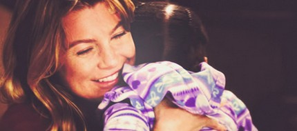 Meredith e Zola thumb