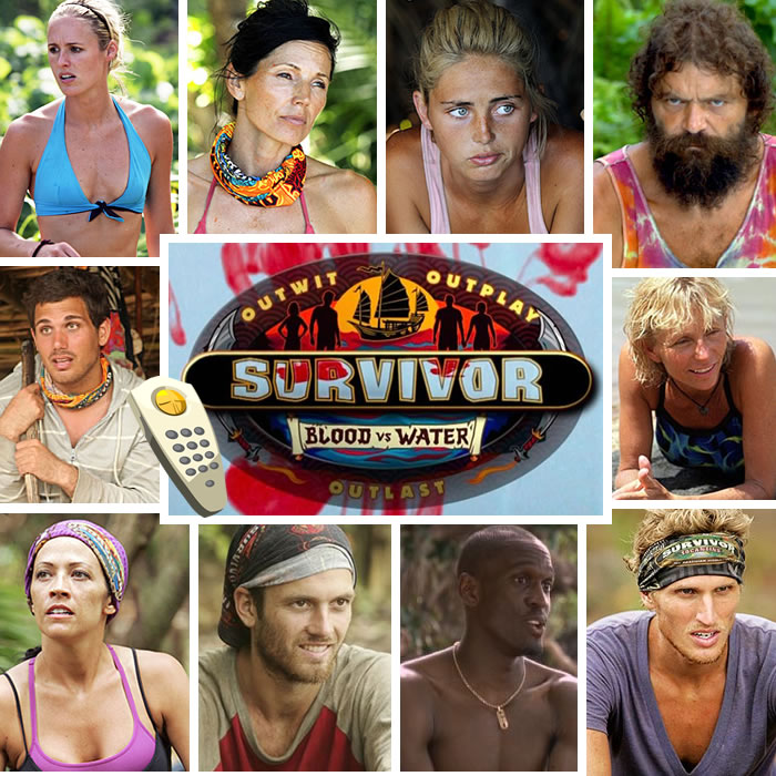 Survivor 2013 Cast http://www.apaixonadosporseries.com.br/series/survivor-blood-vs-water/