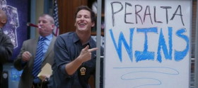 Brooklyn Nine-Nine – 1×13 The Bet e 1×14 The Ebony Falcon