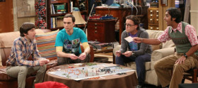 The Big Bang Theory – 7×16 The Table Polarization e 7×17 The Friendship Turbulence