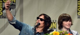 Painel de The Walking Dead na Comic Con 2014