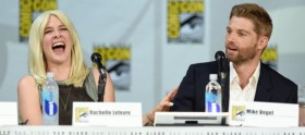 Painel de Under the Dome na Comic-Con 2014