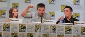Painel de Arrow na Comic-Con 2014