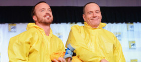 "Breaking Bad recusou ""nomes grandes"" no elenco"