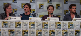 Painel de Penny Dreadful na Comic-Con 2014