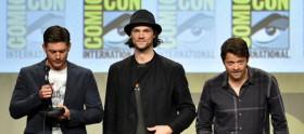 Painel de Supernatural na Comic-Con 2014