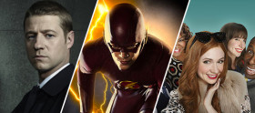 Saiba a data de estreia de Gotham, The Flash, Selfie e Forever na Warner