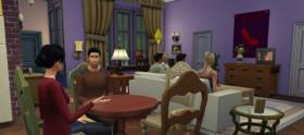 Fã recria Friends e Seinfeld no jogo The Sims 4