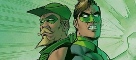Stephen Amell quer Laterna Verde em Arrow