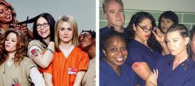 Enquanto isso, nos bastidores de Grey's Anatomy