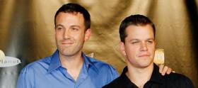 Ben Affleck e Matt Damon estão criando série de espionagem
