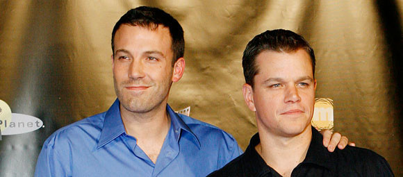 Ben Affleck e Matt Damon