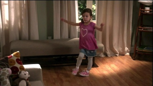 Lily Modern Family