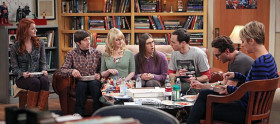 The Big Bang Theory – 8×04 The Hook-up Reverberation