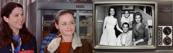 Gilmore Girls e Donna Reed