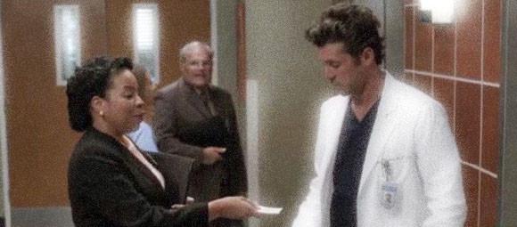 Grey's Anatomy-  11X08 Derek