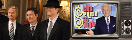 How I Met Your Mother e The Price Is Right