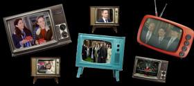 Dia da Televisão: os programas preferidos dos personagens