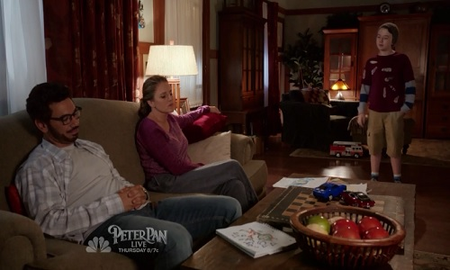 Andy, Lauren e Marcus