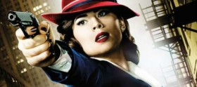 Saiu novo taser e poster de Agent Carter