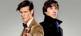 Sherlock e Doctor Who serão exibidos na TV aberta