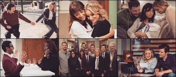 Parks and Rec - Series Finale
