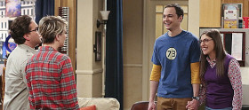 The Big Bang Theory – 8×17 The Colonization Application