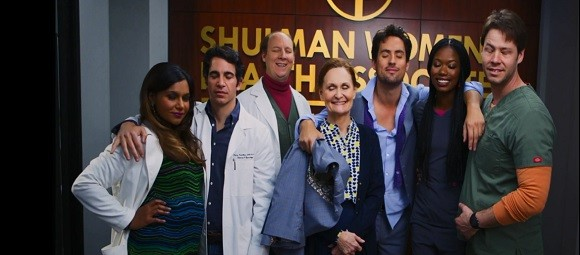 The Mindy Project 3x20-21