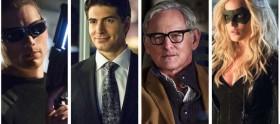 Personagens de Arrow e The Flash juntam forças em nova atração da CW