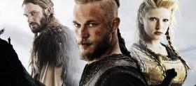 Vikings renovada para 4ª temporada