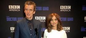 Peter Capaldi e Jenna Coleman estarão na Comic-Con 2015
