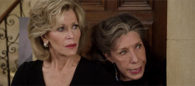 Grace and Frankie – 1×04 The Funeral