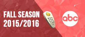 Guia de Programação: Fall Season 2015/2016 – ABC