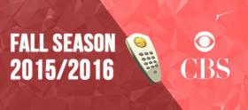 Guia de Programação: Fall Season 2015/2016 – CBS