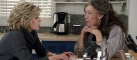 Grace and Frankie – 1×11 The Secrets