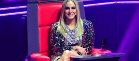 Claudia Leitte continua na bancada do The Voice Brasil