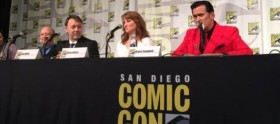 Painel de Ash Vs. Evil Dead na Comic-Con 2015