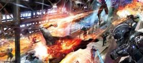 Confira arte conceitual dos heróis e vilões de Legends of Tomorrow