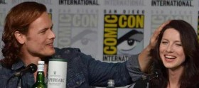 Painel de Outlander na Comic-Con 2015