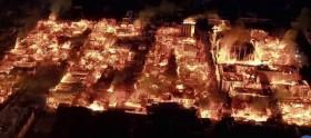 LA em chamas no novo teaser de Fear The Walking Dead