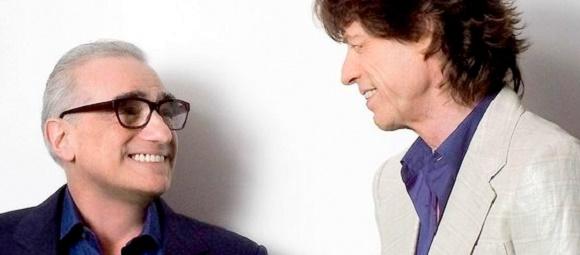 Scorscese e Jagger