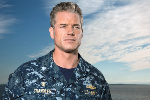Eric Dane em The Last Ship