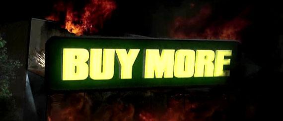 Chuck Buy More