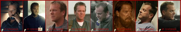 Jack Bauer - 24 horas temporada