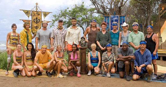 Survivor Nicaragua Cast